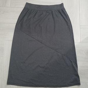 Christopher & Banks • midi /maxi skirt